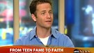 Kirk Cameron in Good Morning America
