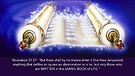 The Book of Revelation (27): The End of Time and the Great White Throne (Revelation 20:7-15)